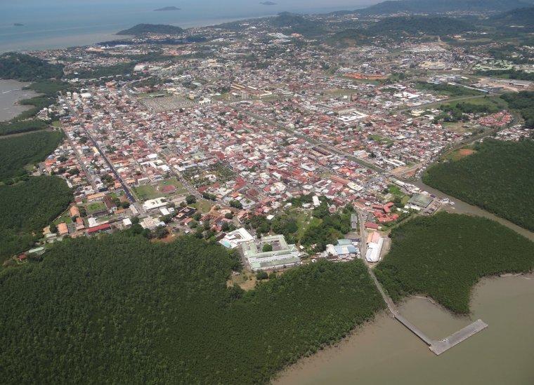 Département et région d'outre-mer _ Guyane