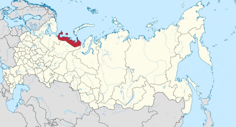 Province de Russie _ Nénétsie