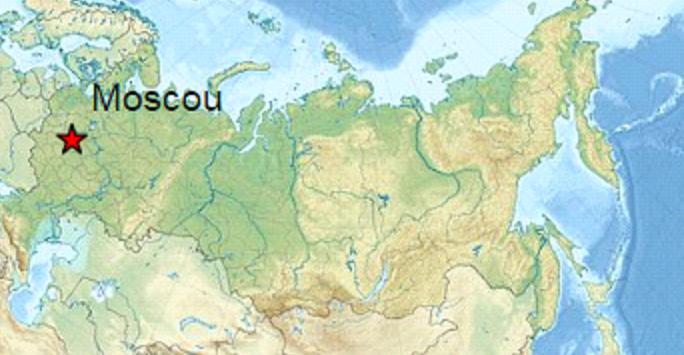 Moscou _ Russie