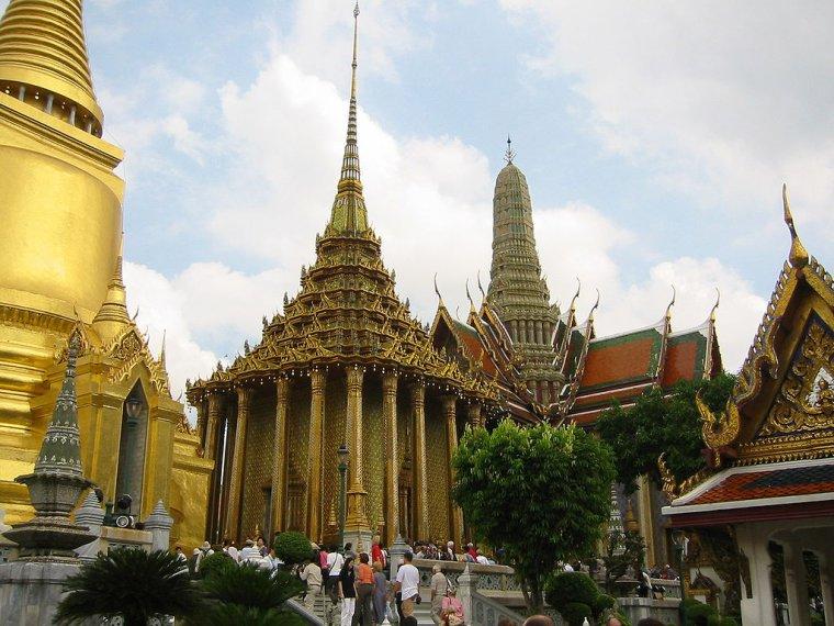 Thaïlande _ Wat Phra Kaeo (Bangkok)