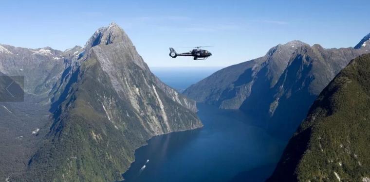 Héliski en Nouvelle-Zélande