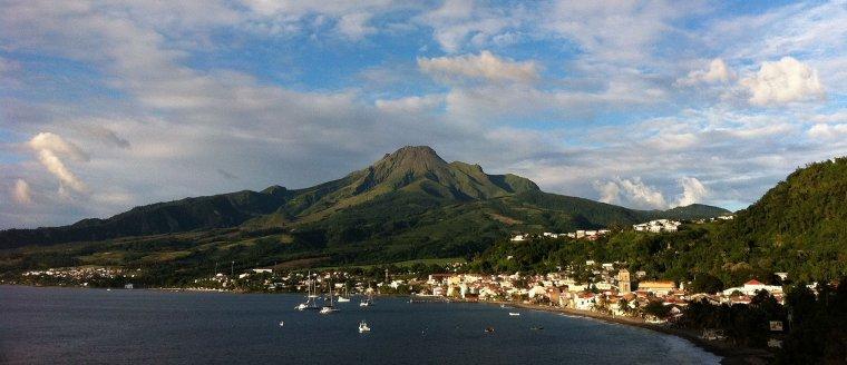 Martinique _ Montagne Pelée