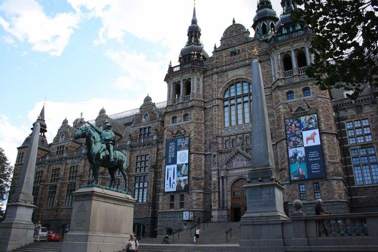 Suède _ Musée nordique