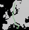 Route européenne 45