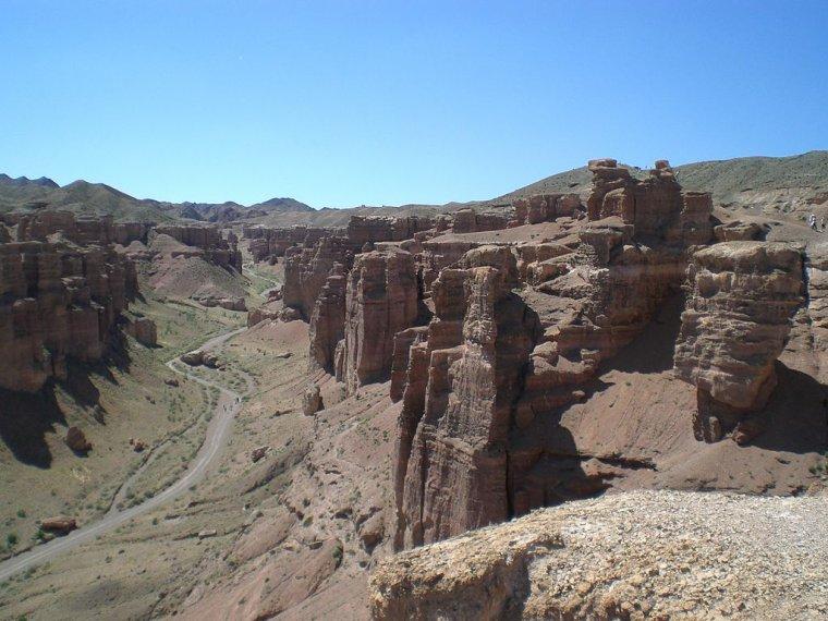 Kazakhstan _ Parc national de Charyn