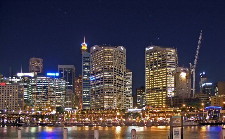 Les Grandes Villes _ Sydney