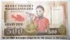 Madagascar  _  Unité monétaire malgache - Ariary