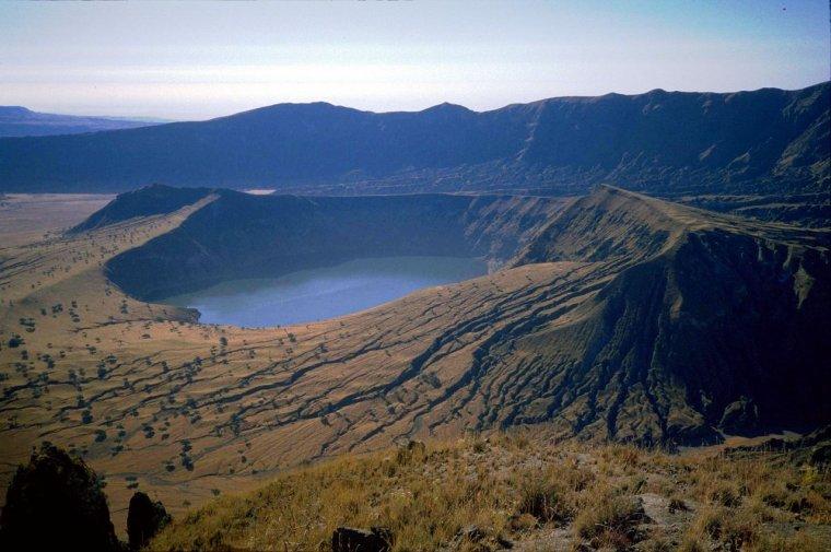 Stratovolcan _ Djebel Marra