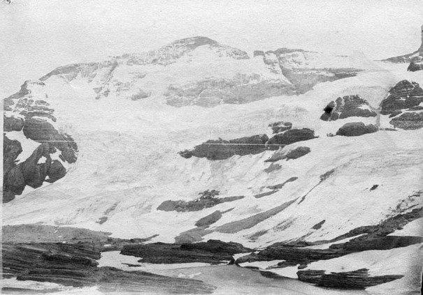 Glacier du Mont-Perdu