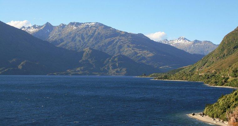 Nouvelle-Zélande _ Lac Wanaka