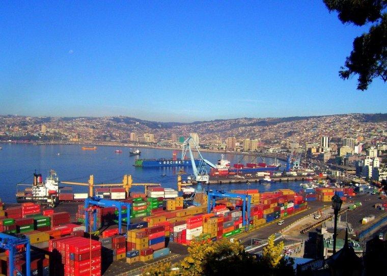 Chili _ Valparaiso