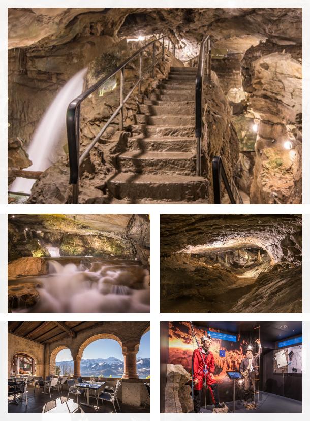 Suisse _ Grottes de St Béatus