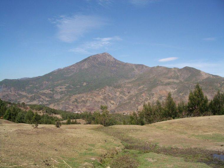 Cordillère centrale du Timor _ Mont Ramelau