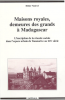 Histoire urbaine et architecture à Madagascar