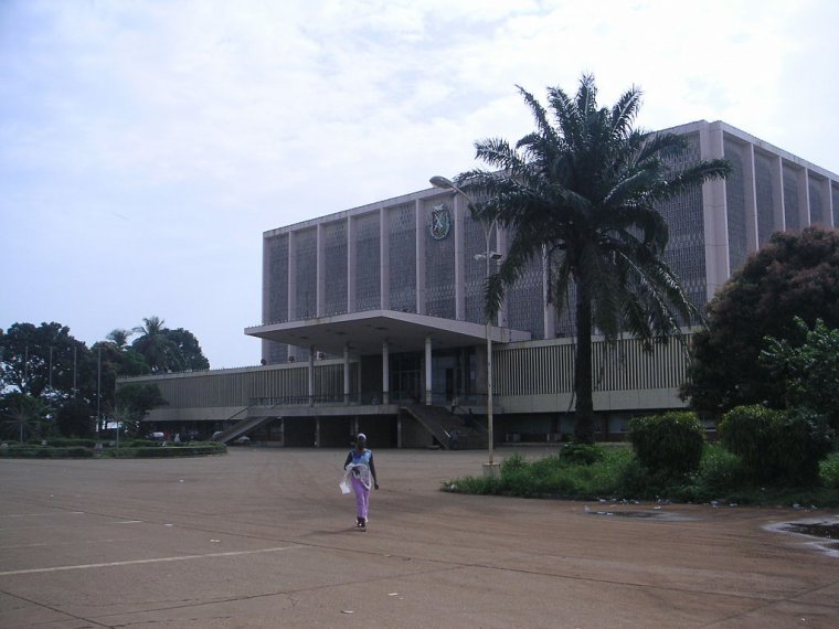 Les Capitales _ Conakry