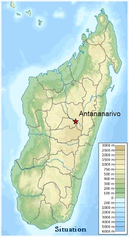 Madagascar  _  Antananarivo