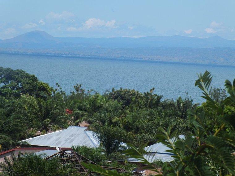 Grands lacs d'Afrique _ Lac Tanganyika