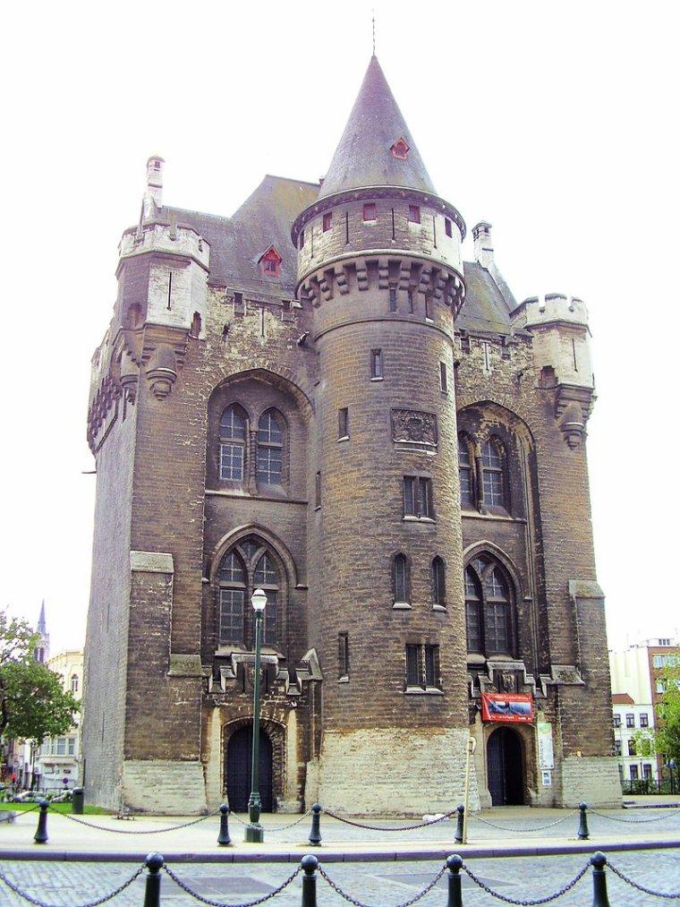 Bruxelles _ Porte de Hal