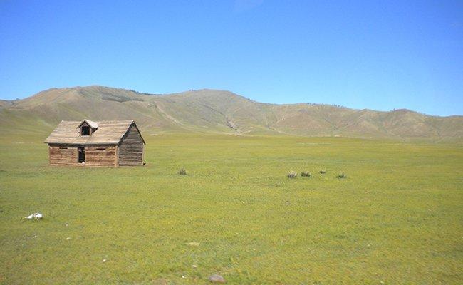 Les plus beaux paysages de Mongolie