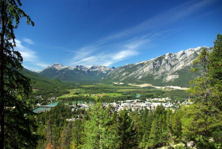 Canada _ Parc national de Banff
