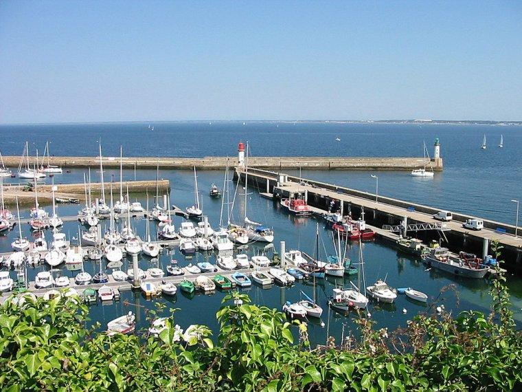 Infrastructures portuaires