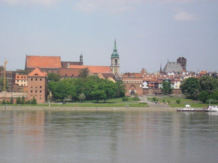 Fleuve de Pologne - Vistule