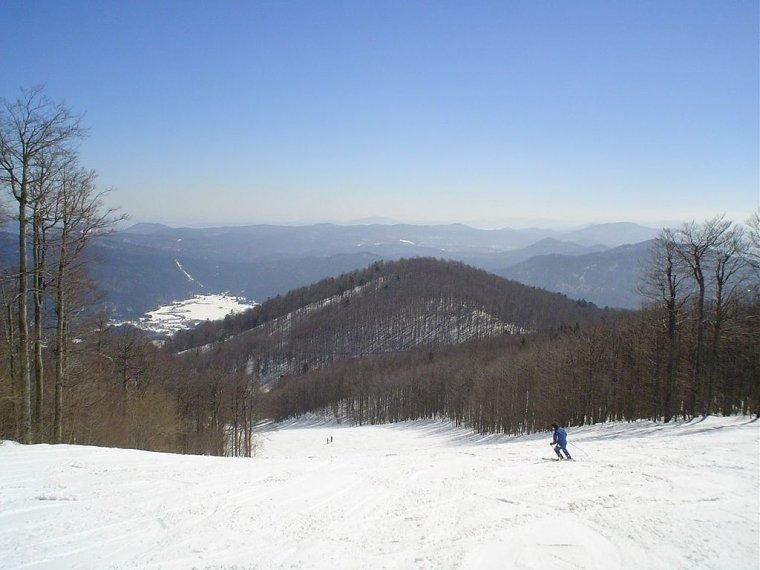 Station de sport d'hiver  -  Bjelolasica