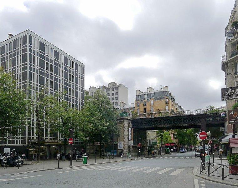 Les plus longues rues  -  Rue de Vaugirard  -  Paris