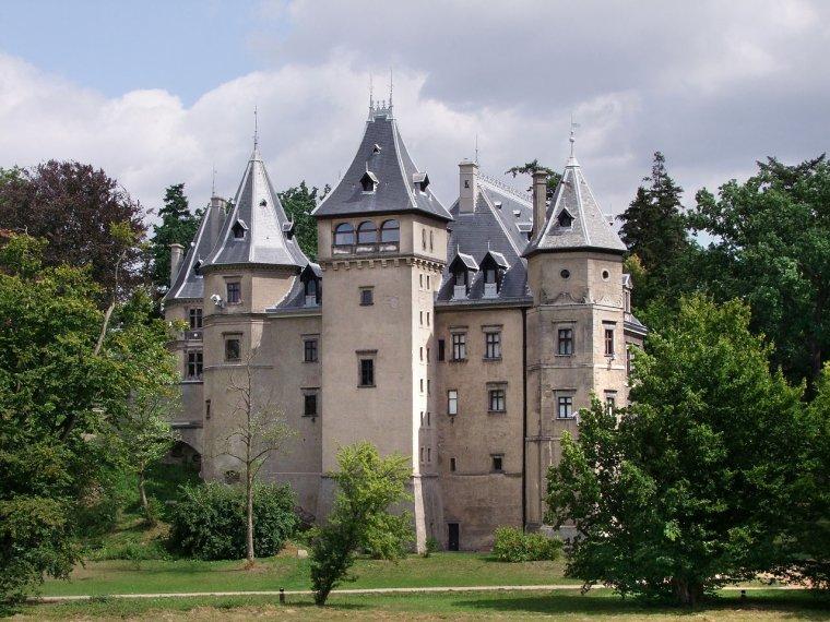 Châteaux en Pologne