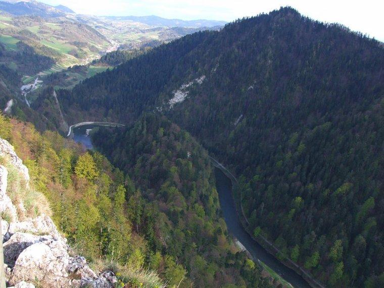 Chaîne de montagnes  -  Piénines