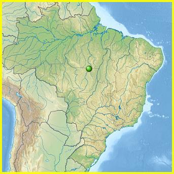 Brésil  -  Parc indigène du Xingu