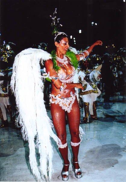 Brésil  _  Carnaval de Rio
