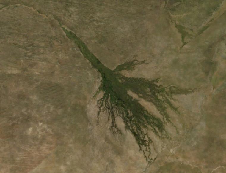 Hydrologie  _  Endoréisme