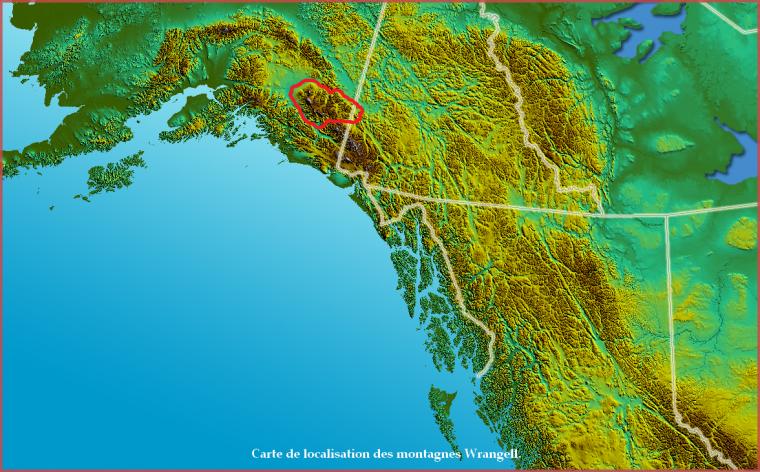 Montagnes Wrangell