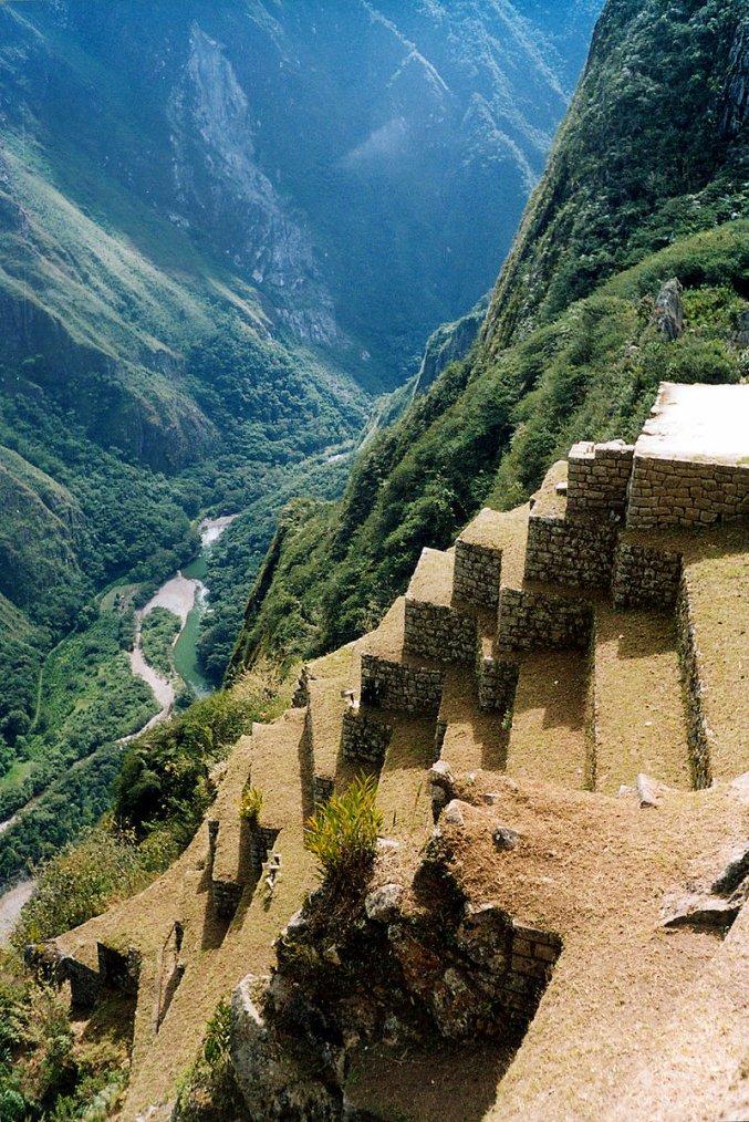 Villes disparues - Machu Picchu
