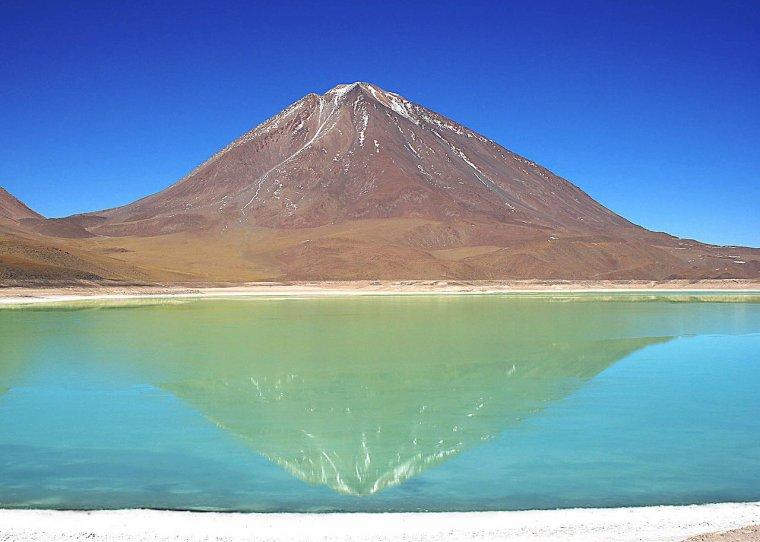 Bolivie  -  Laguna Verde