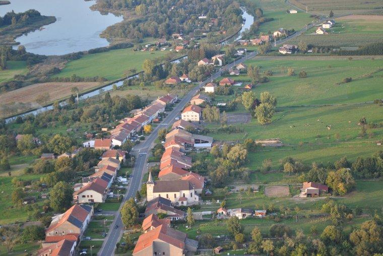 Village-rue
