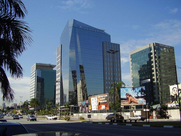 Grande ville  -  São Paulo