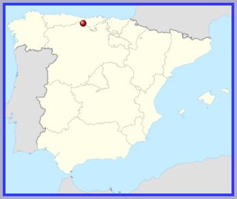 Espagne  -  Santo Toribio de Liébana
