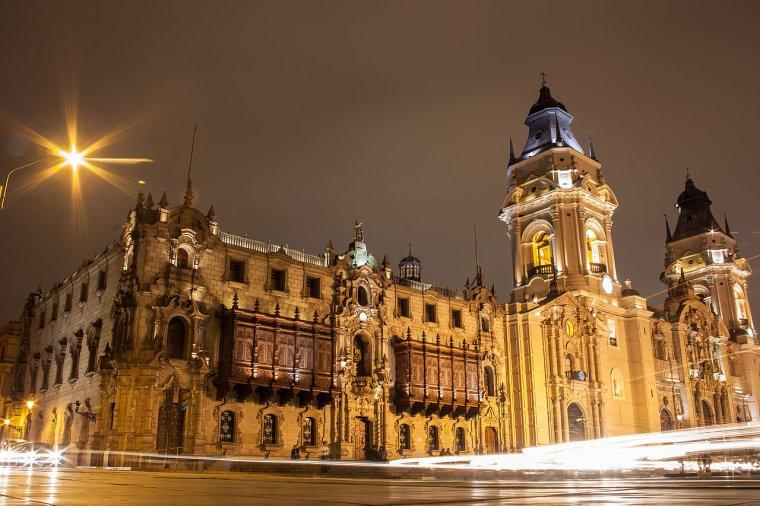Capitale du Pérou  -  Lima