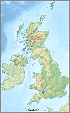 Royaume-Unis  -  Gorges de Cheddar