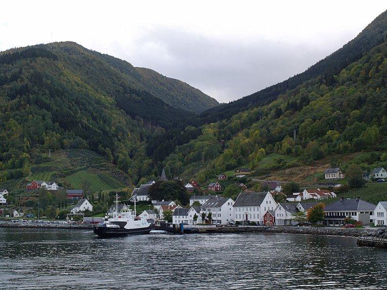 Bourgs et villages pittoresques  -  Utne