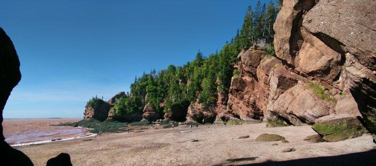 Canada  -  Baie de Fundy