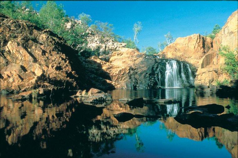 Etat australien  -  Territoire du Nord