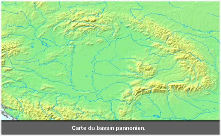 Plaine de Pannonie