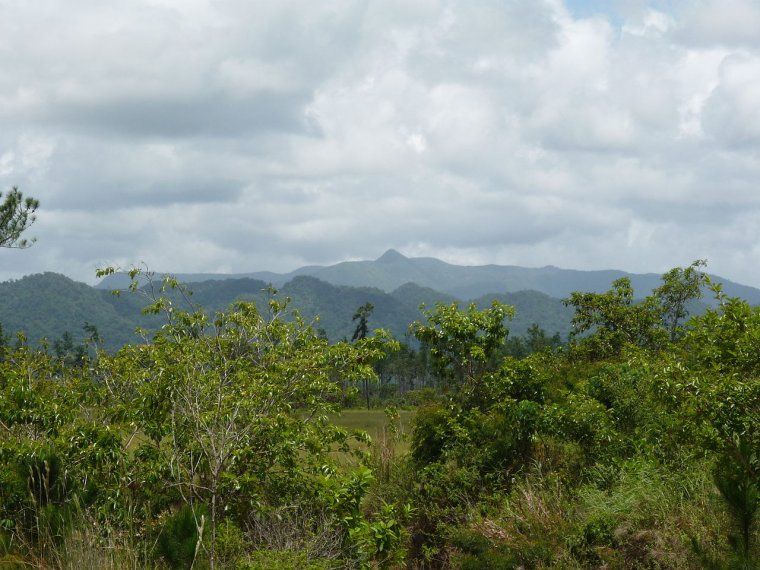 Belize  -  Monts Maya