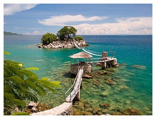Afrique Australe  -  Lac Malawi