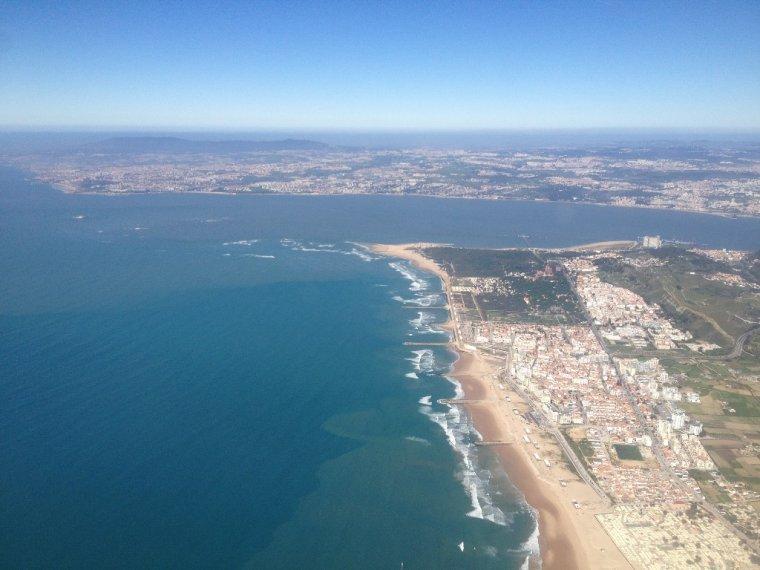 Espagne / Portugal  -  Tage