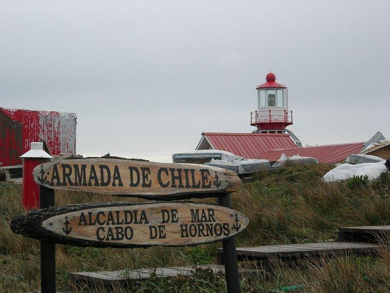 Chili  -  Cap Horn