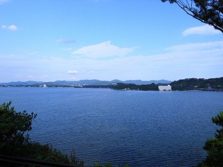 Île formant le Japon  -  Honshū